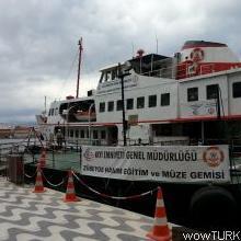 Zübeyde Hanım Eğitim ve Müze Gemisi(İZMİR)